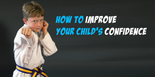 Improve Your Child's Self-Confidence with Taekwondo