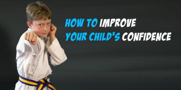 Improve Your Child's Self-Confidence with Taekwondo