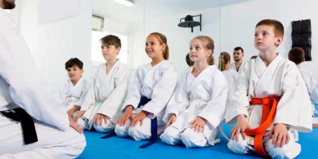 Why Taekwondo and Karate lessons are good for 4-6 years old kids?