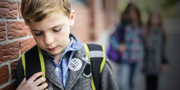 IF BACK TO SCHOOL MEANS BACK TO BULLYING: WHAT TO DO WHEN A CHILD IS AFRAID TO GO TO SCHOOL.