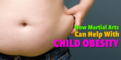 How Martial Arts Can Help With Child Obesity