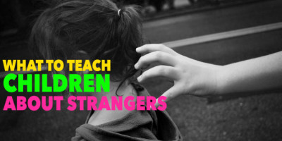 What to Teach Children About Strangers