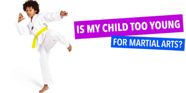 Is My Child Too Young to Start Practicing Taekwondo?