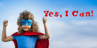 "Being a Leader PART 1: A Leader Say ""Yes I Can!"""
