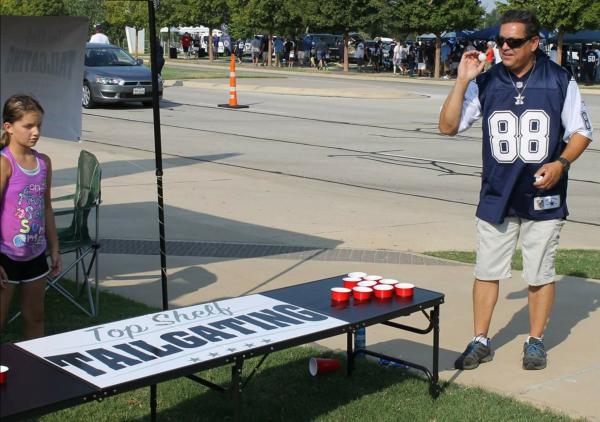 Pong anyone?