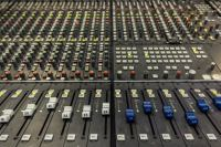 Calrec S Series audio console at Isle Of Wight Recording - Studio 5A