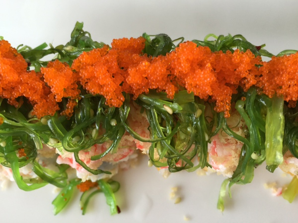 Lucky Dragon Roll