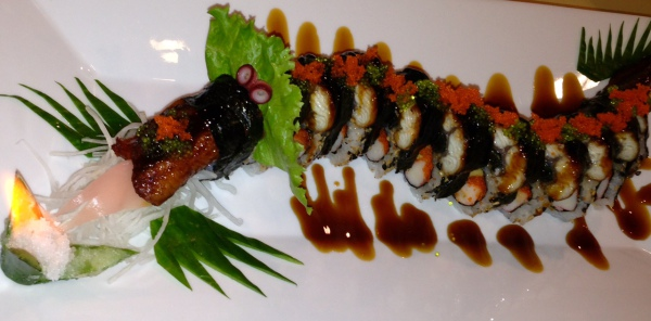 Flying Dragon Roll