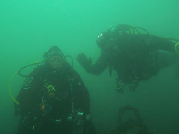 More or our underwater divers.