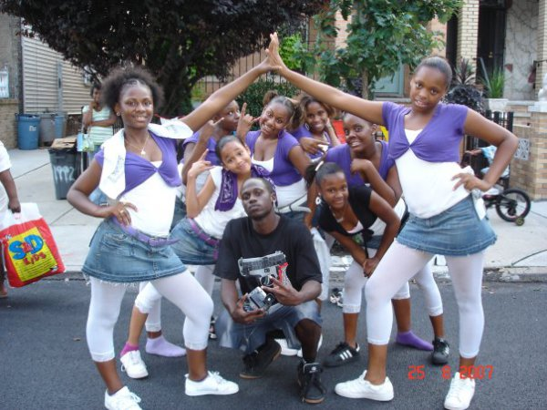 Ants Dance Team