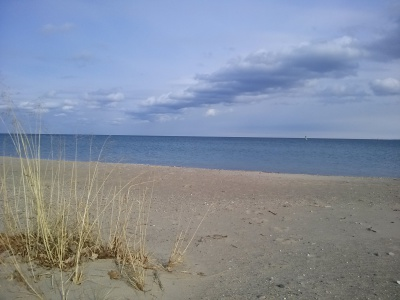 Port Huron, Lake Huron, Nov 2015