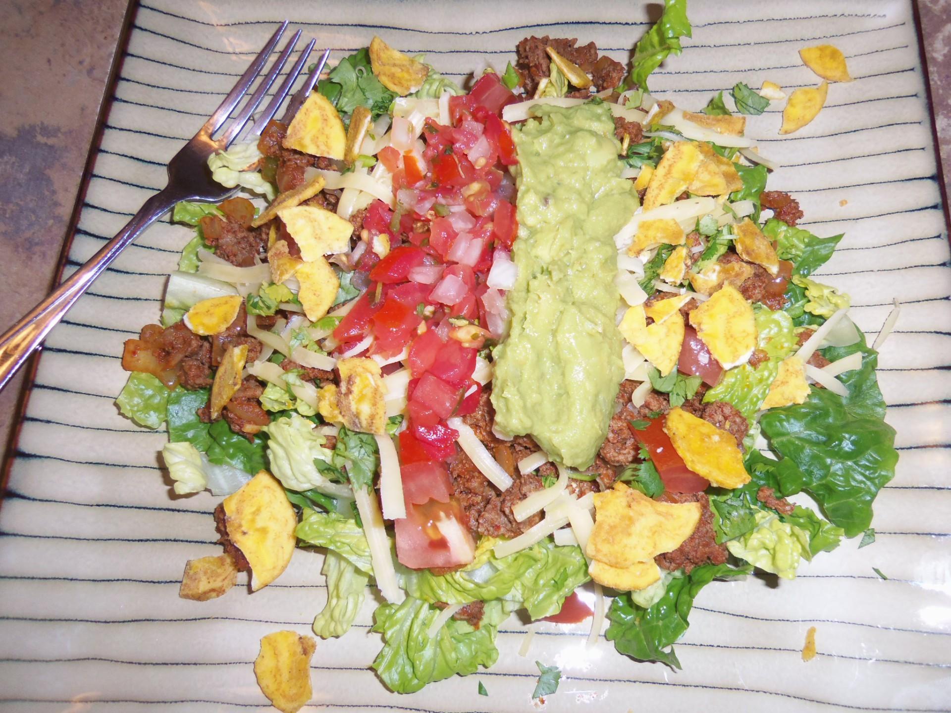 New Recipe: Taco Salad