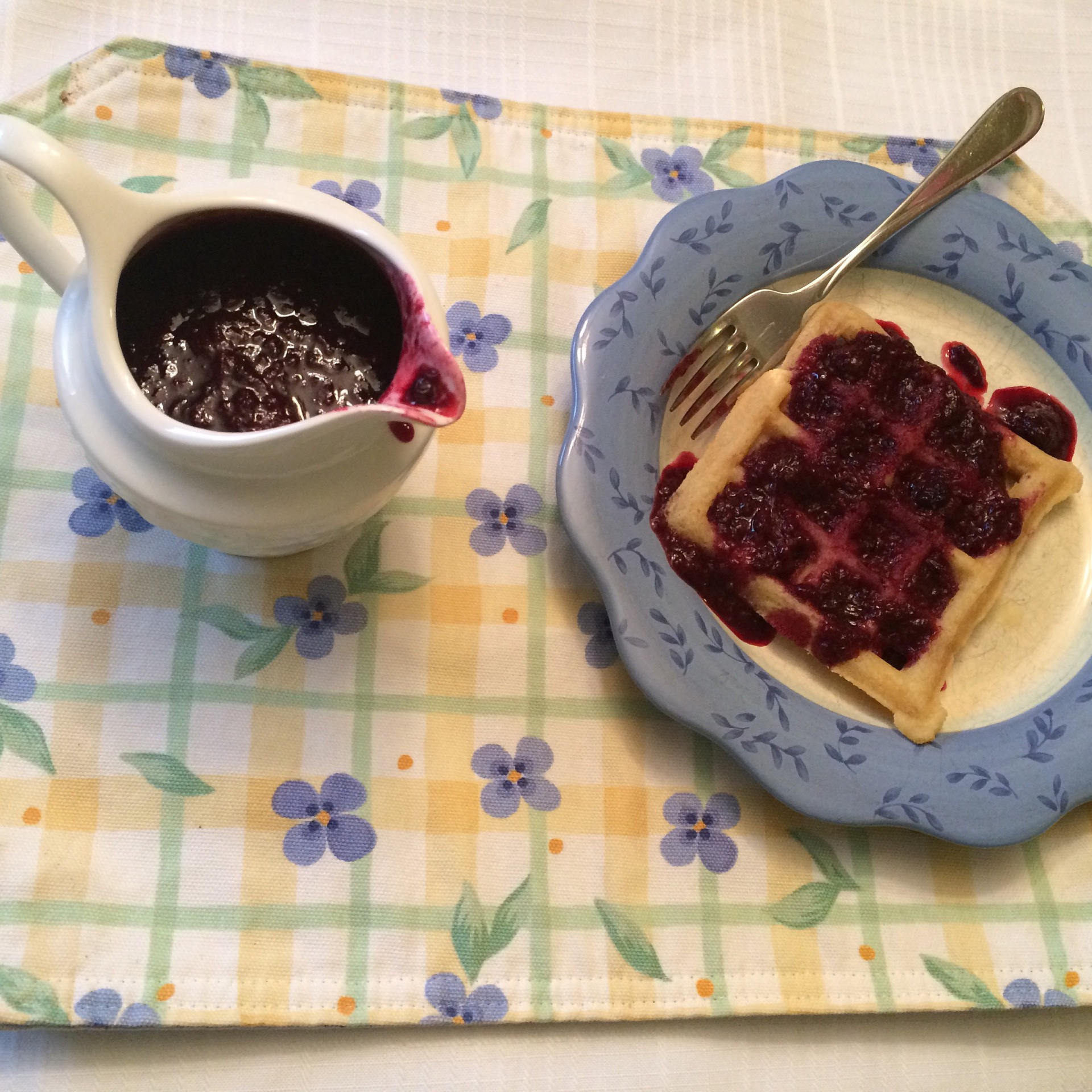 Berry Compote
