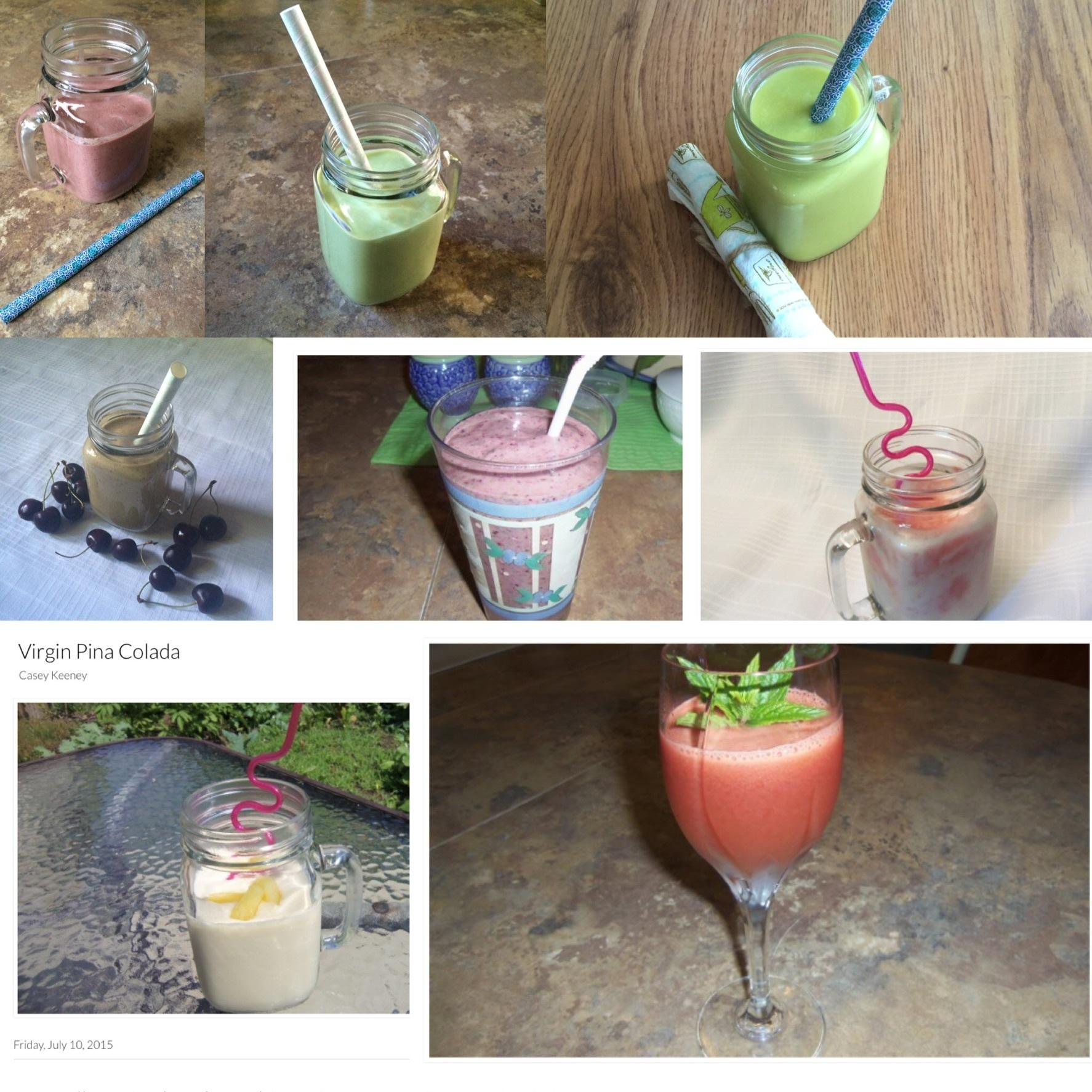 Summer Drink Recipe Round-Up