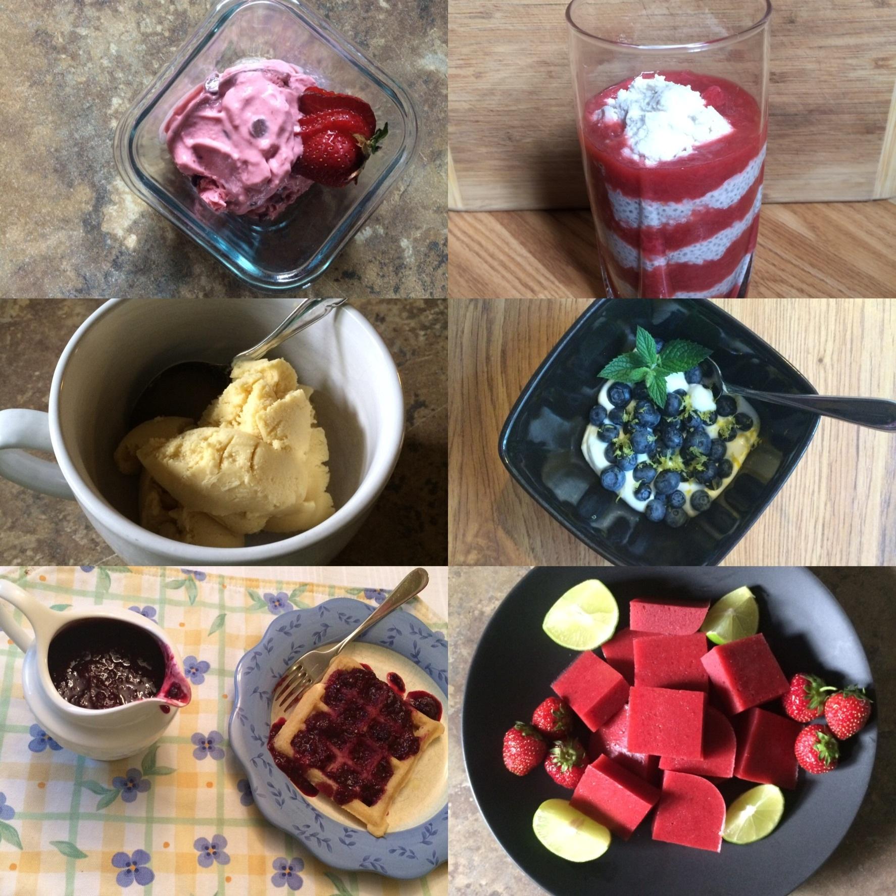Sweet Summer Treats Recipe Round-Up!