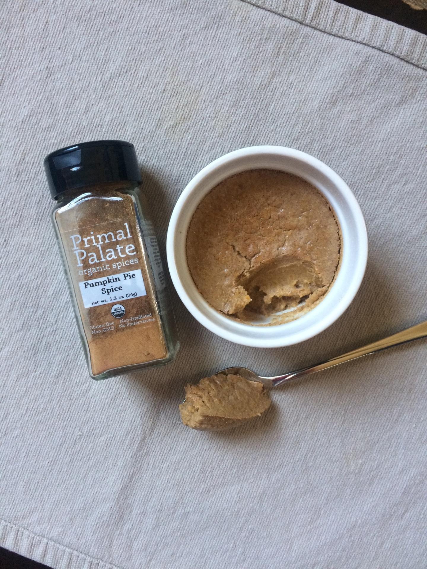 Butternut Squash Custard