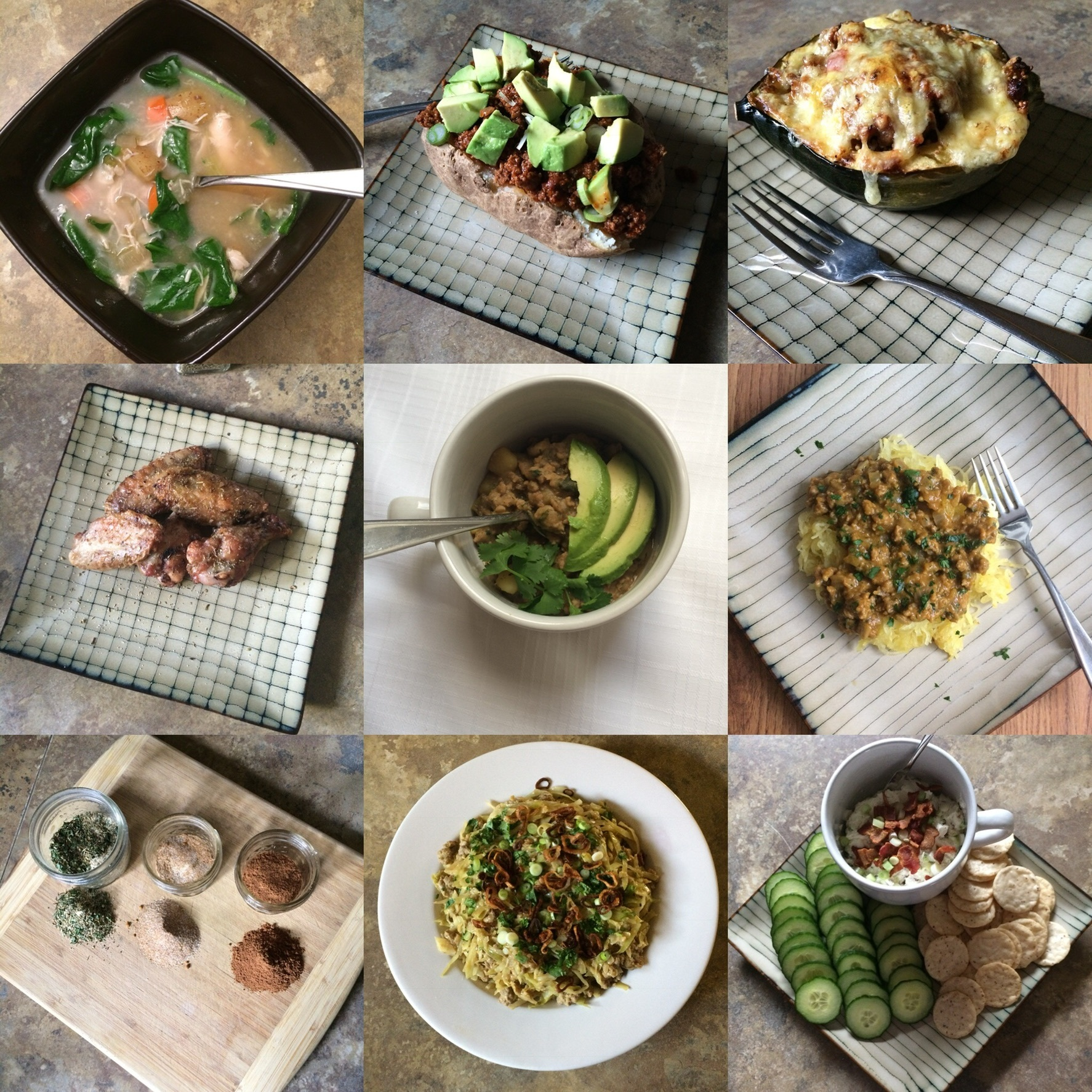 "Fall ""Savory"" Recipe Round-Up"