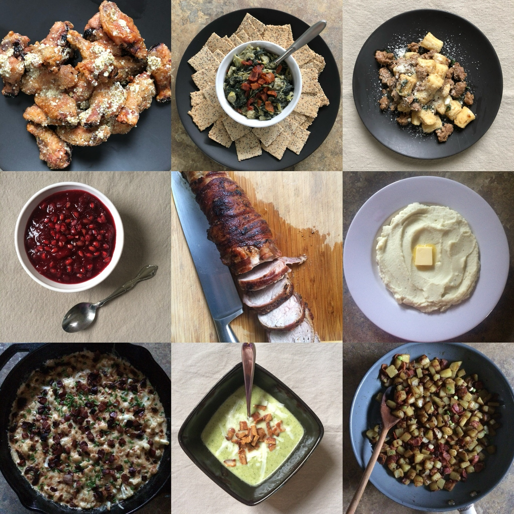 Winter Recipe Round-Up!