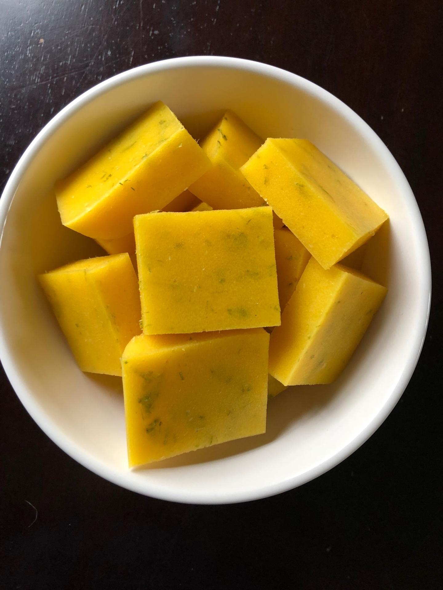 Mango-Lime Gummies