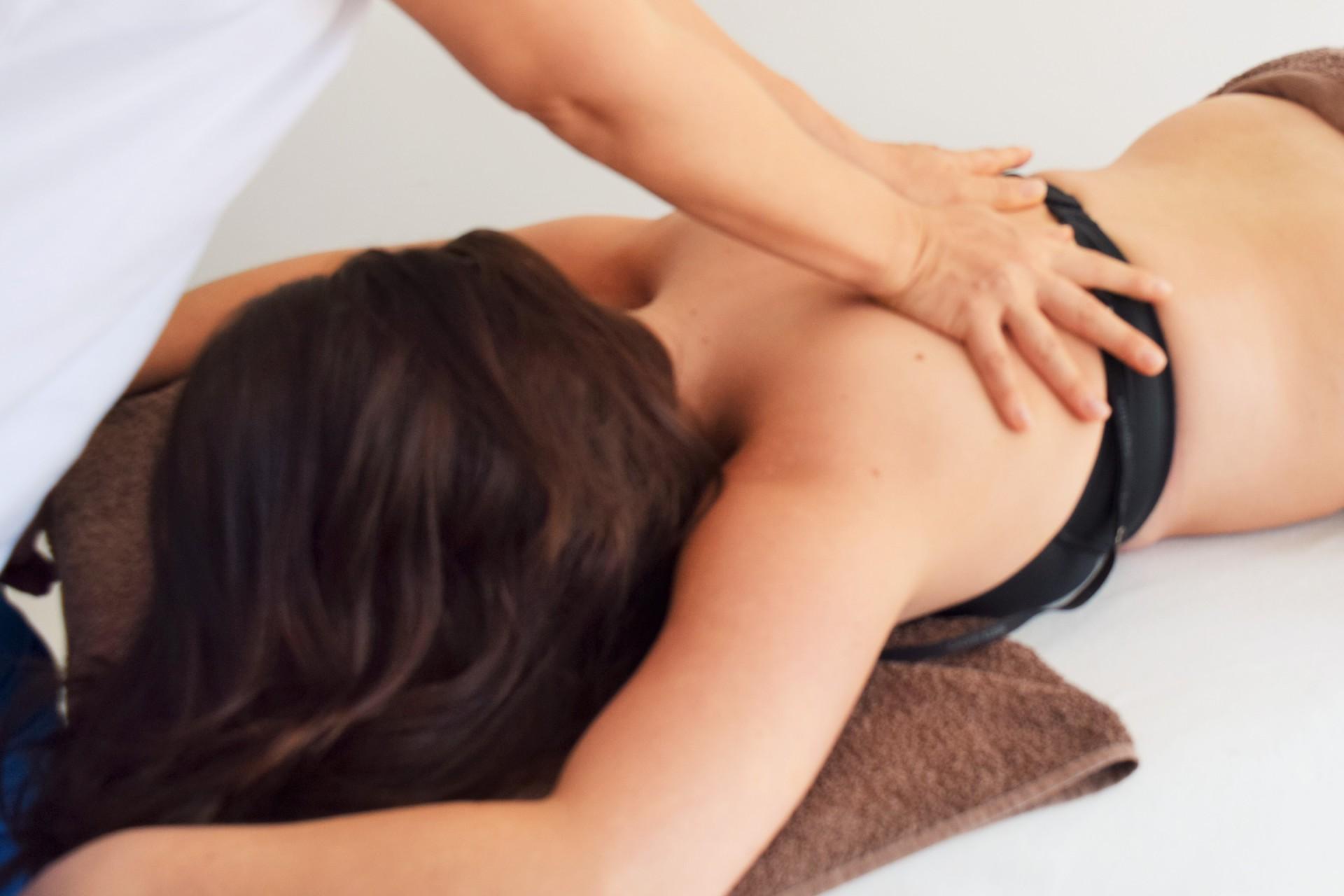 Sports Massage by Sam Saunders