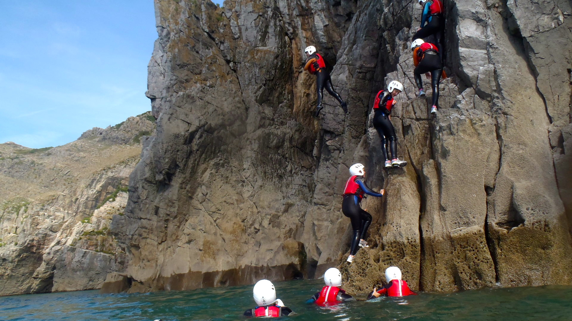 Coasteering Adventures