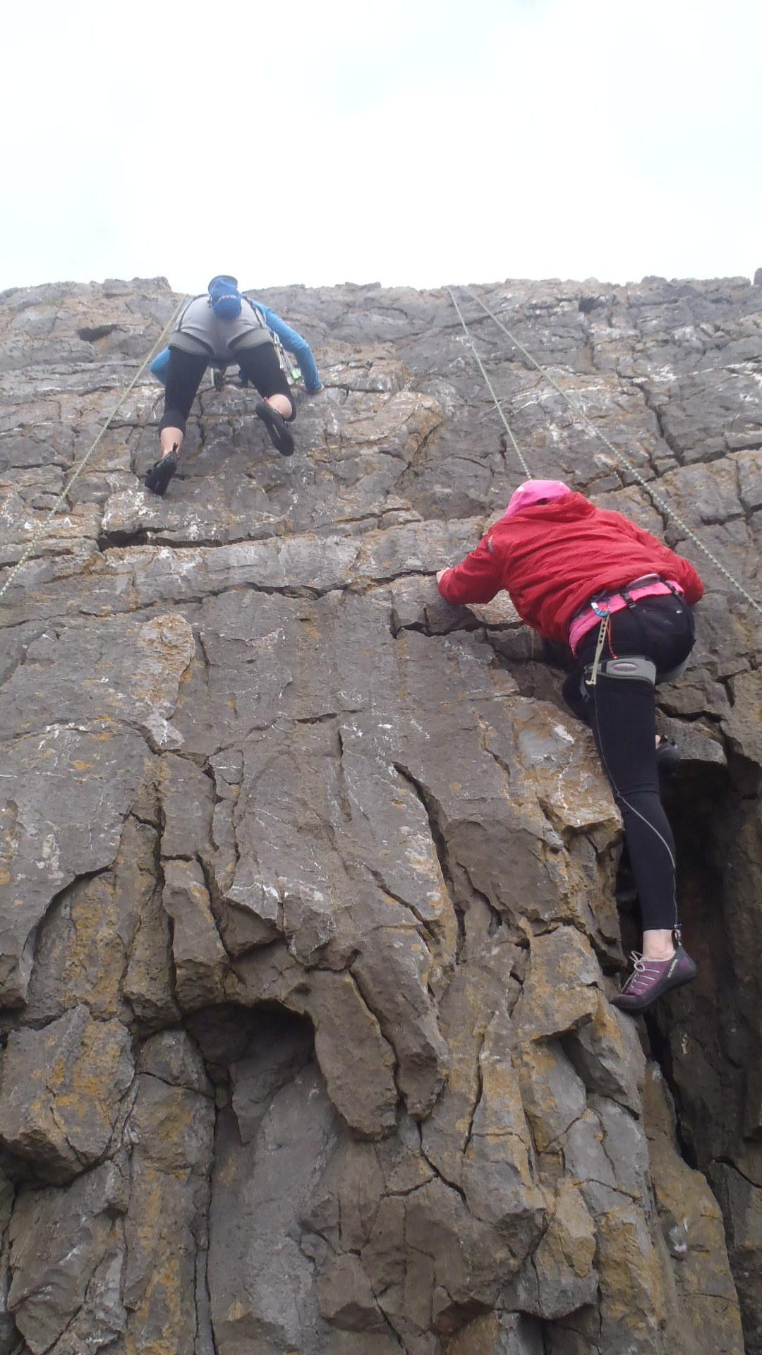 Rock Climbing Adventures