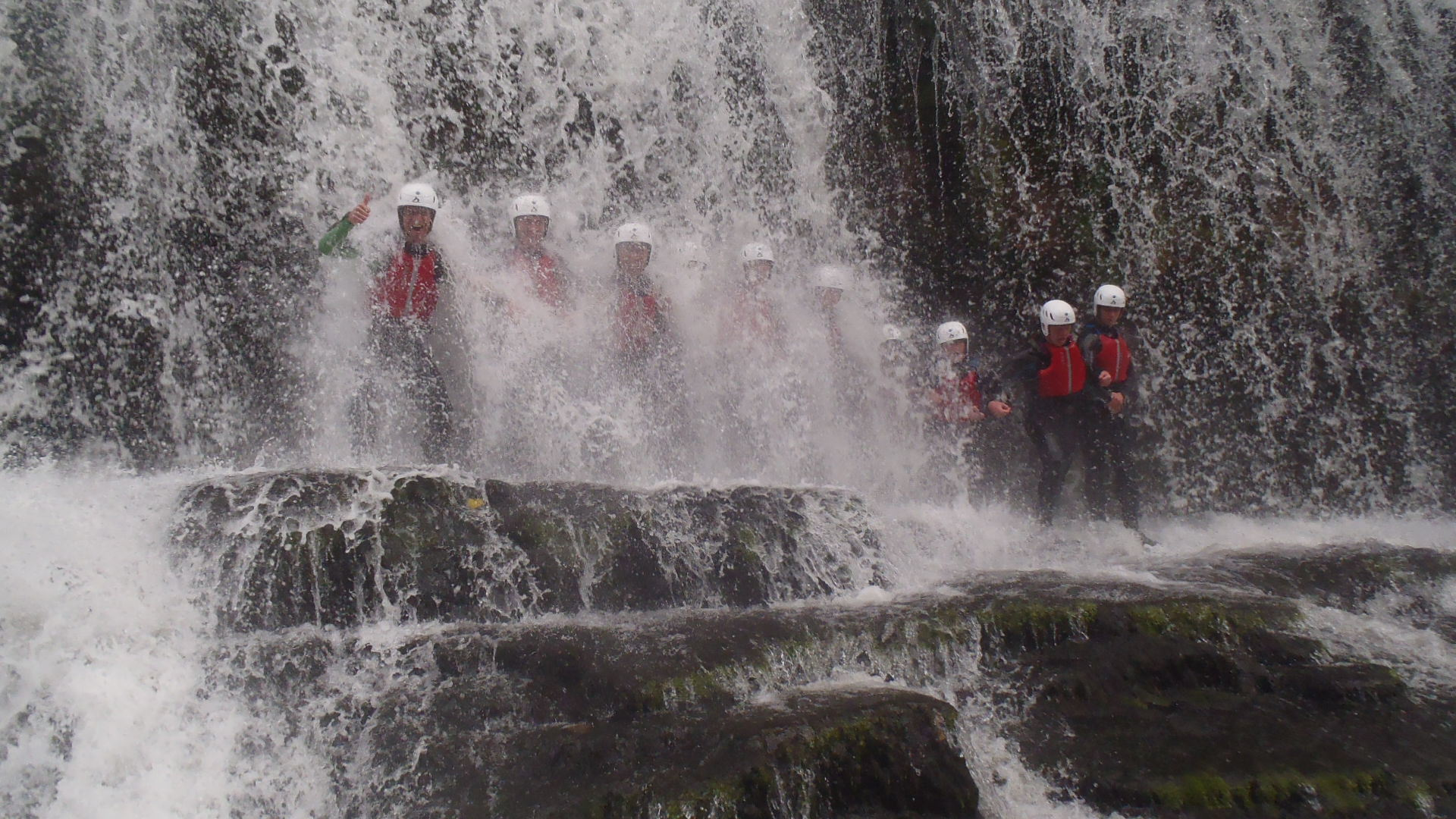 Canyoning Adventures