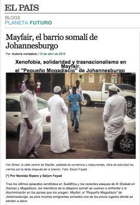 El País, Planeta futuro