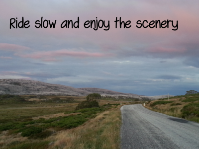 Are you doing enough long steady rides?