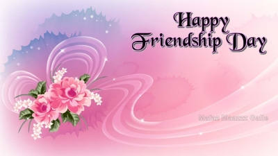 Happy Friendship Day - 2018