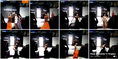 FASHION SHOW SINGAPOR