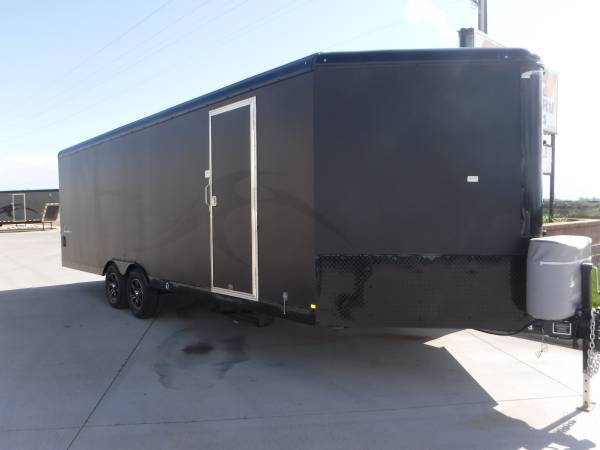 Snow Check Idaho 2017 Mirage Xtreme Snowmobile Trailers for 2018 Snow Check Special at Terrys Truck and RV in Mountain Home Idaho