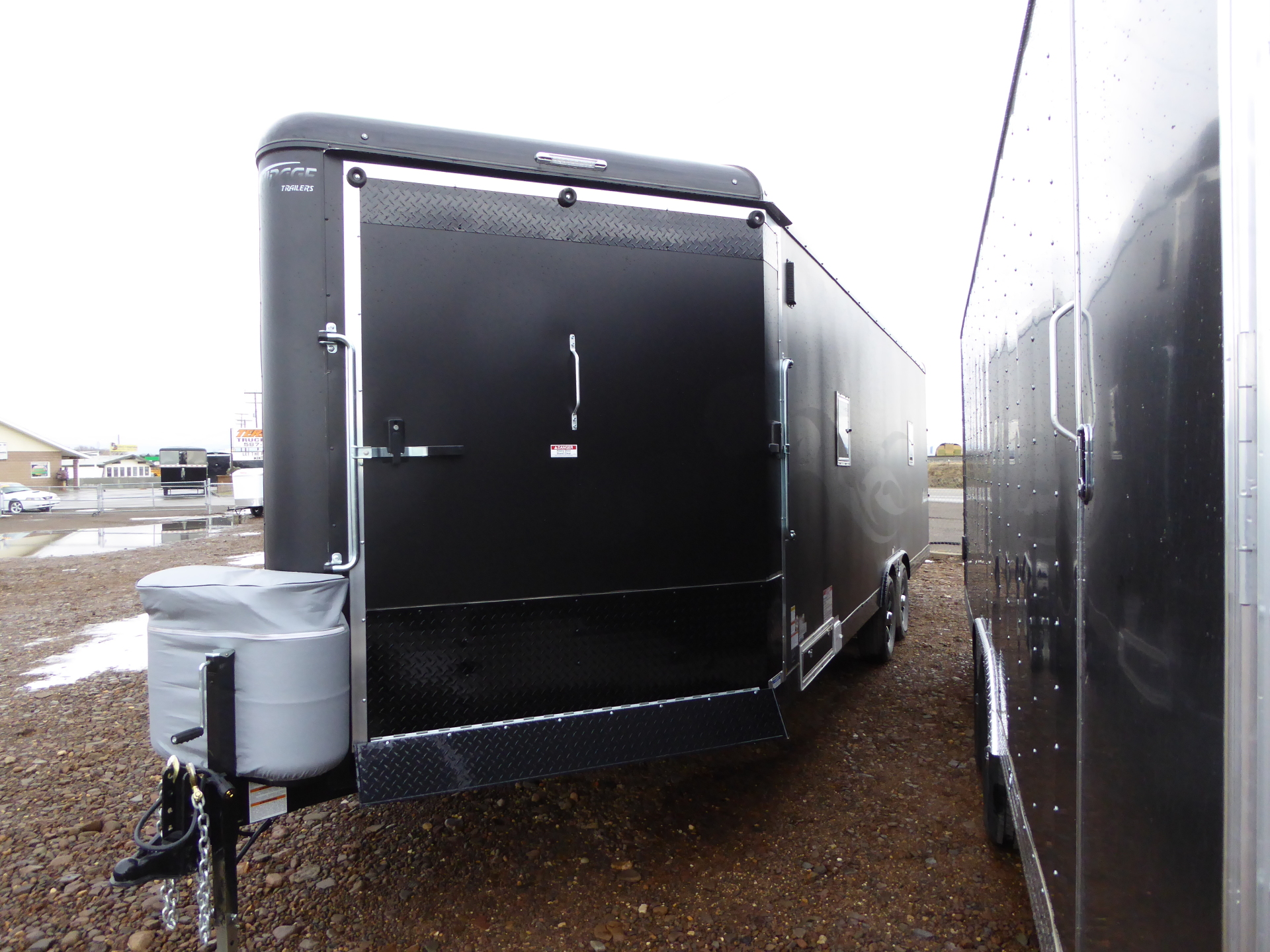 2017 Mirage Xtreme Sport 8.5'x28' Highmark with Blackout Enclosed Trailer