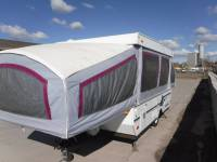 1993 Coachmen Clipper 1270 Popup Tent Trailer For Sale at Terrys Truck & RV in Mountain Home, Idaho