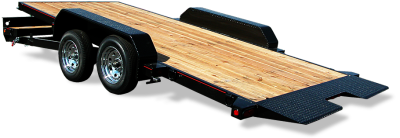 Mirage UCHT Tilt deck car hauler at Terrys Truck and RV in Mountain Home Idaho