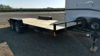 2017 Mirage 18ft 7k# Car Hauler with ramps.  For sale at Terrys Truck & RV in Mountain Home, Idaho