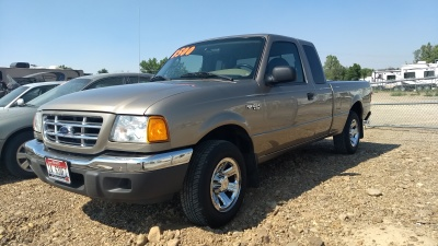2003 Ford Ranger With V6 RWD available at Terrys Truck and RV in Mountain Home Idaho