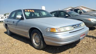 1996 Ford Crown Victoria available at Terrys Truck and RV in Mountain Home Idaho