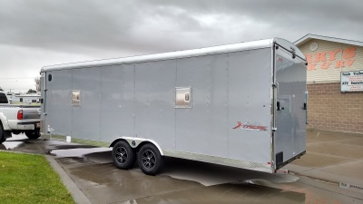 Diamond Ice Mirage Xtreme Sport Enclosed Trailer 8.5'x28' in Mountain Home, Idaho