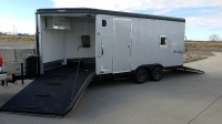 Silver Mirage Xtreme Sport Deluxe Enclosed Trailer 8.5'x20' in Mountain Home, Idaho