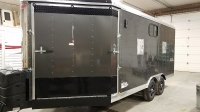 Charcoal Mirage Xtreme Sport Deluxe Enclosed Trailer 8.5'x20' in Mountain Home, Idaho