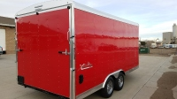 Victory Red Mirage Xtreme Snow Enclosed Trailer 8.5'x20' in Mountain Home, Idaho
