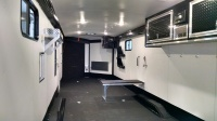 Charcoal Grey Mirage Xtreme Sport Enclosed Trailer 8.5'x28' in Mountain Home, Idaho