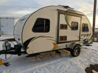 2014 Forest River RPOD Hood River Edition 20ft Travel Trailer at Terrys Truck and RV in Mountain home idaho