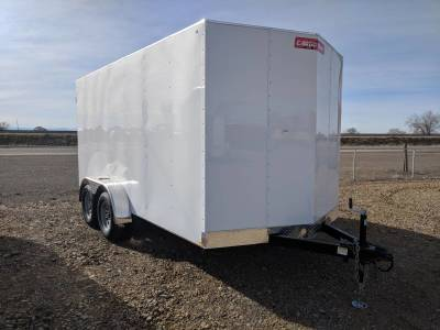 2018 Mirage Cargo Craft Trailer 7' x 14' $3,695
