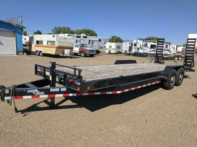 2008 Heavy Duty Load Trail 24' Car Hauler w/ RAMPS $4,700