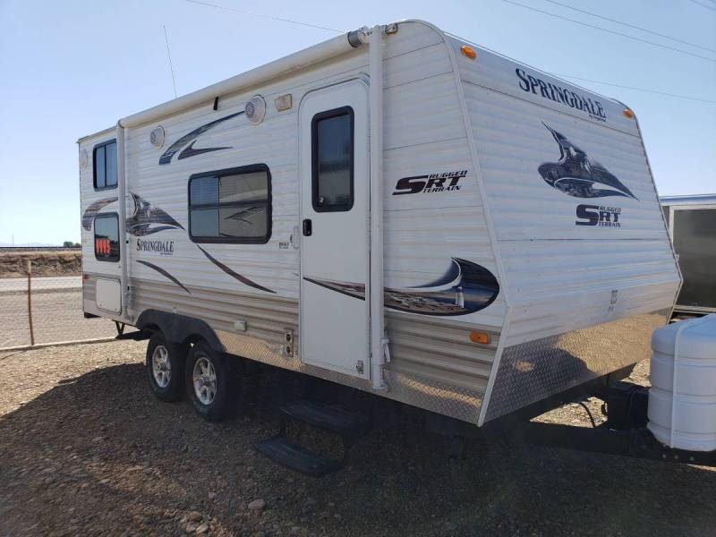 2017 - Mirage XPO Enclosed 6'x12'  available at Terrys Truck and RV in mountain home, Idaho