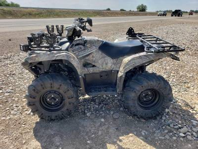 2017 Yamaha Grizzly 4x4 700