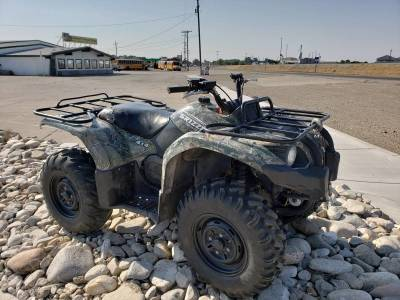 2009 Yamaha Grizzly 450 w Powersteering