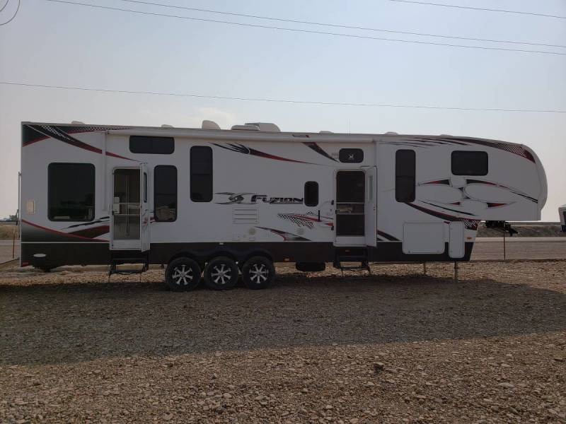 2010 Keystone Hideout 23RKSWE Travel Trailer Available at Terrys Truck and RV in Mountain Home Idaho
